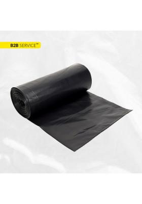 Пакети для сміття 240л / 10шт LD, чорні