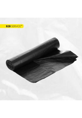 Пакети для сміття 60л / 20шт XD, чорні